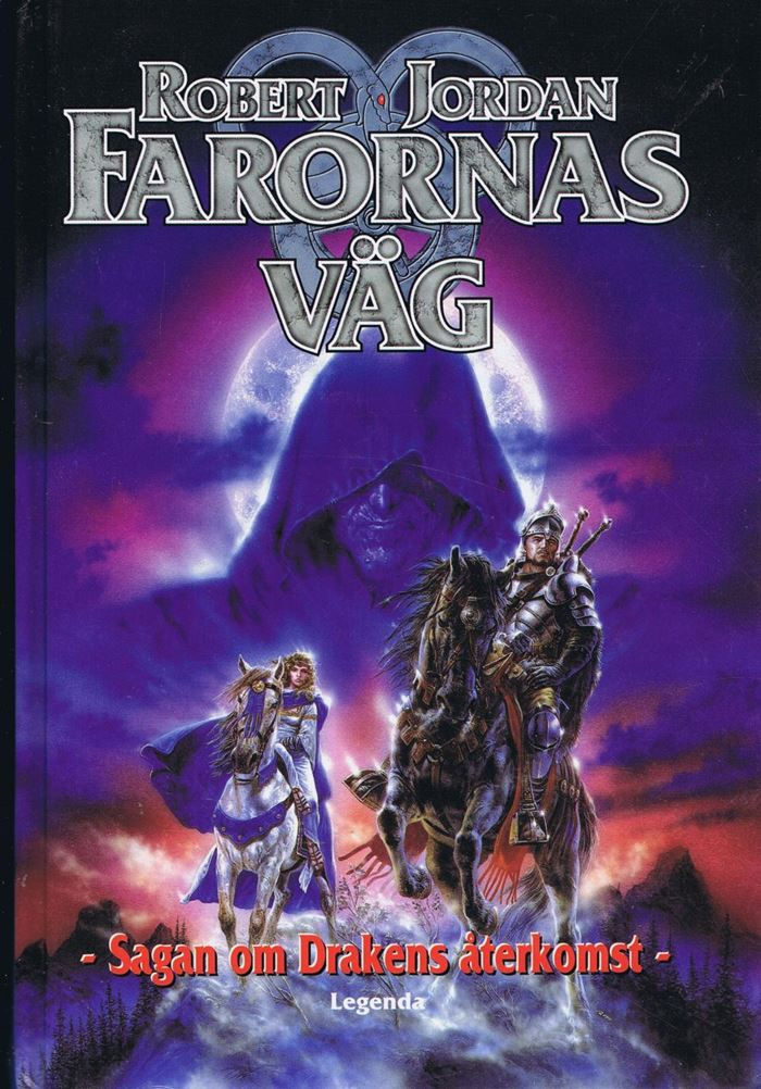 Farornas Väg, Robert Jordan, Eye of the World, Wheel of Time