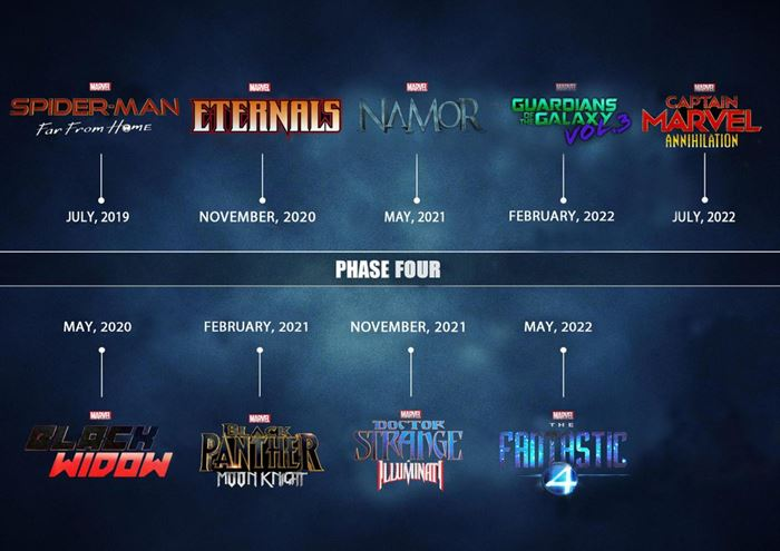 Fan Made phase 4